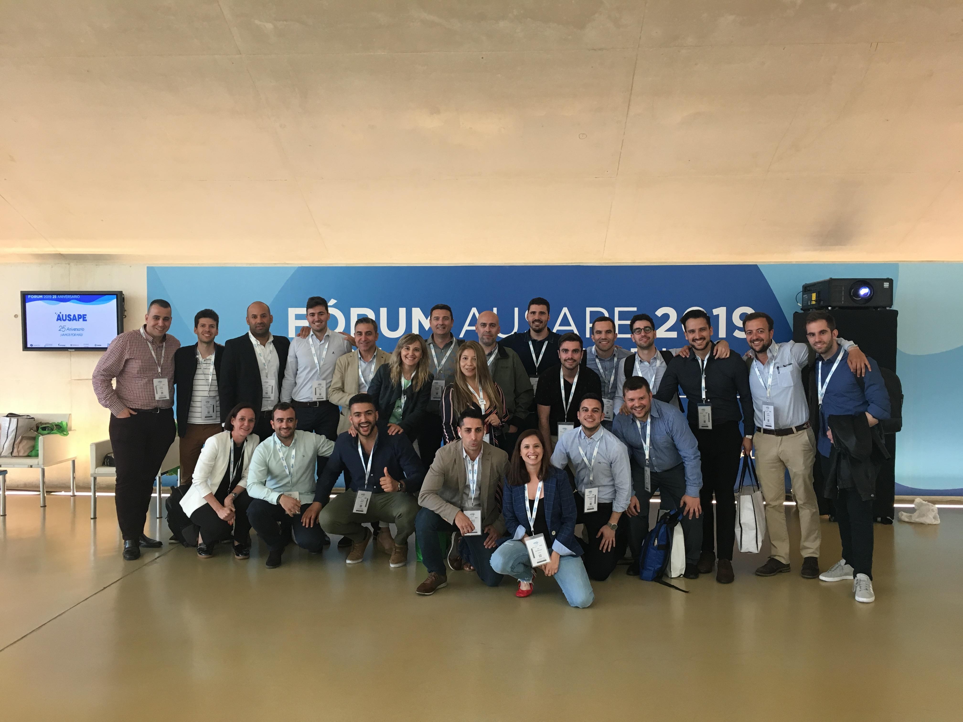 MPLSAP en el Fórum AUSAPE 25 Aniversario - Máster SAP URJC